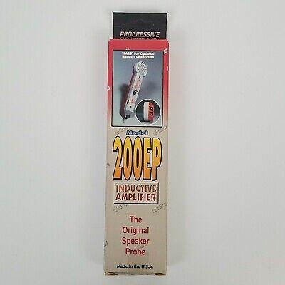 Progressive Electronics 200ep Inductive Probe
