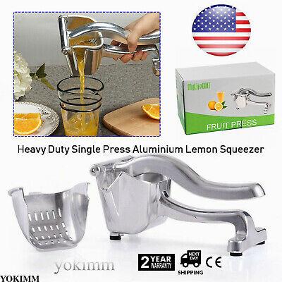 Lemon Squeezer Citrus Lime Hand Press Juicer Fruit Juice Extractor Kitchen Tools