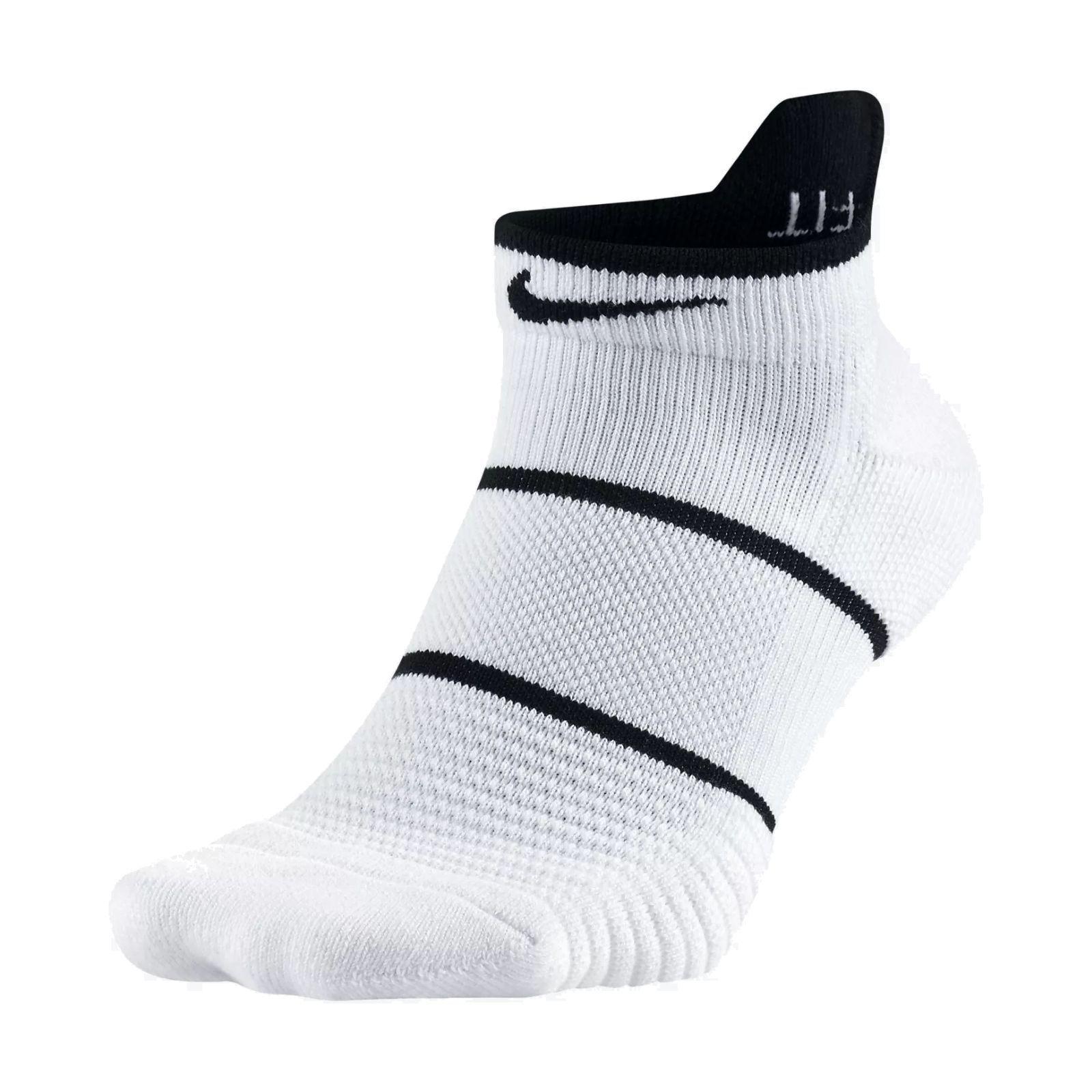 Nike Tennis Socken NIKECOURT ESSENTIALS NO-SHOW weiß schwarz