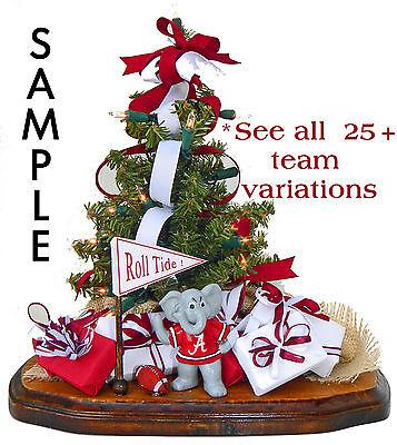College Ornament Gift Decoration Collectible NCAA Football Alumni dorm Team Fan - College Football Ornaments