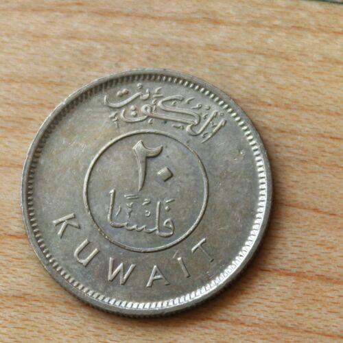 1997 Kuwait 20 Fils