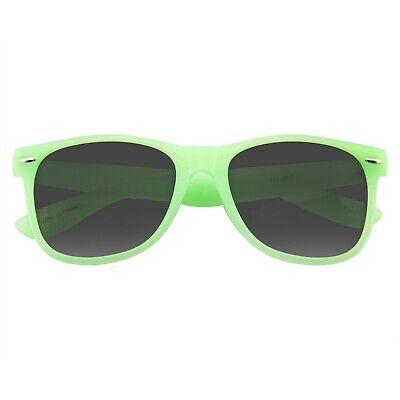Sunglasses Retro Womens Mens Fashion Translucent Color Horned Rim Sunglasses