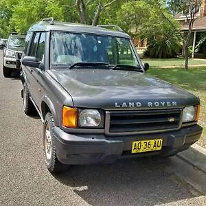2001 Land Rover Discovery Wagon Bolwarra Maitland Area Preview