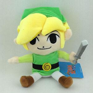 The-Legend-of-Zelda-Plush-Link-Game-Character-Nintendo-Stuffed-Animal-Toy-New-7
