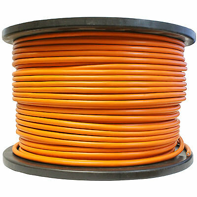 Balanced Shielded MIC microphone CABLE Bulk STEREO AUDIO wire 500ft roll reel ()