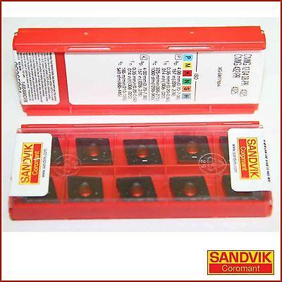 CNMG 432 PR 4325 SANDVIK *** 10 INSERTS *** 1 FACTORY PACK