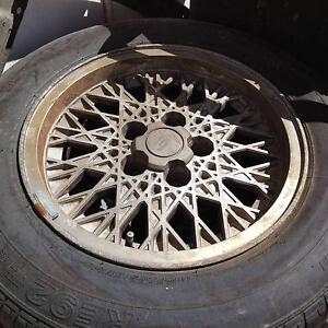 Ford Fairmont XE-XF SnowFlakes Tyres Padstow Heights Bankstown Area Preview