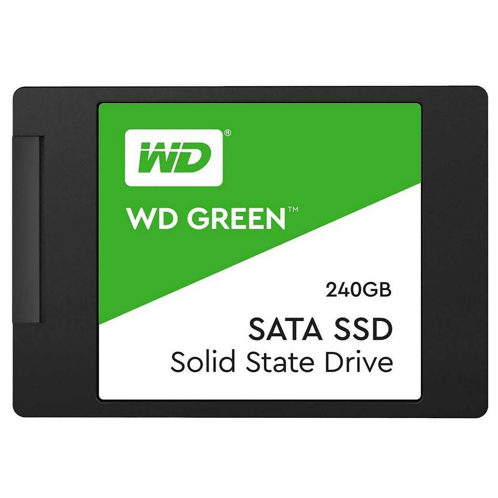 Western Digital SSD 240GB SATA III 3D NAND Internal Solid St