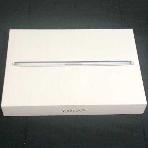 Empty box ONLY - Apple Mac 15-inch MacBook Pro A1398 ****BOX ONLY****