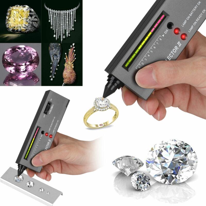 2020 Diamond Jeweler Tool Kit Portable Gemstone Tester Selector Testing Gold Pen