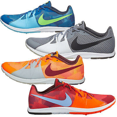Nike Mens Waffle (New Nike Zoom Rival Waffle Mens Spikeless Cross Country Running)