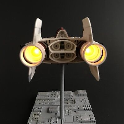*LIGHTING KIT ONLY* for Bandai 1/72 Star Wars Rebel A-Wing Starfighter