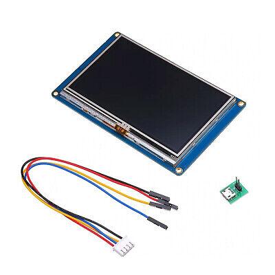 Nx4827t043 Usart Hmi Tft Lcd Intelligent Touch Display Module 4.3 Nextion