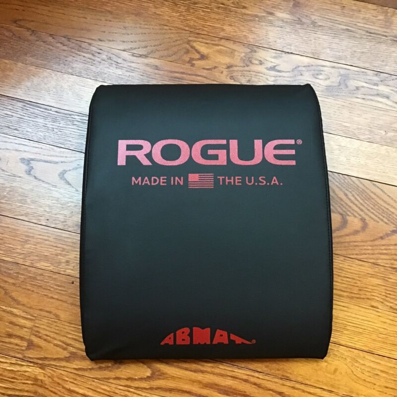 Rouge Abmat Ab Mat CrossFit Exercise Abdominal Coccyx Tail Bone Cushion Soft