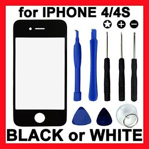 LCD-Replacement-Glass-Front-Screen-Panel-Cover-Tools-for-Apple-iPhone-4S-4G-4