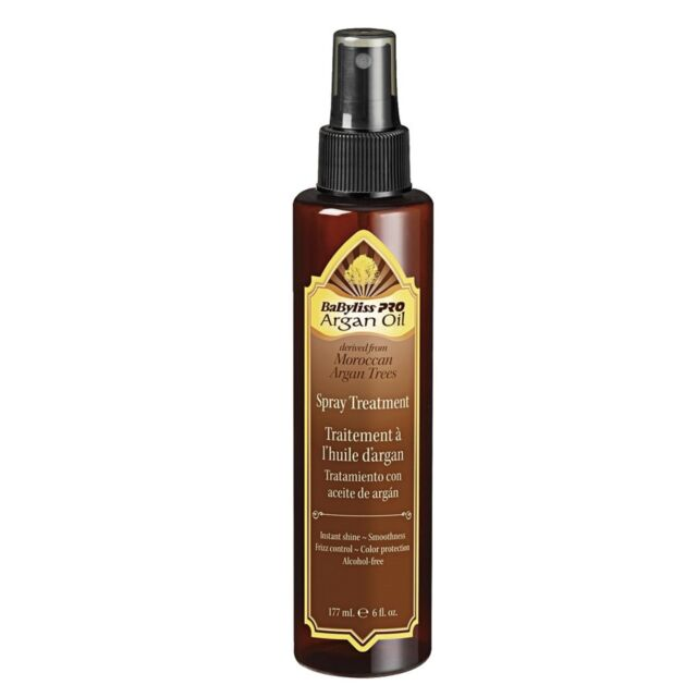 BABYLISS PRO ARGAN OIL SPRAY LEAVE IN TREATMENT 177 ML