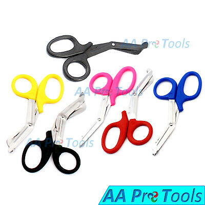 6 Emt Trauma Shears Scissors First Aid 7.5 Paramedic Pairs
