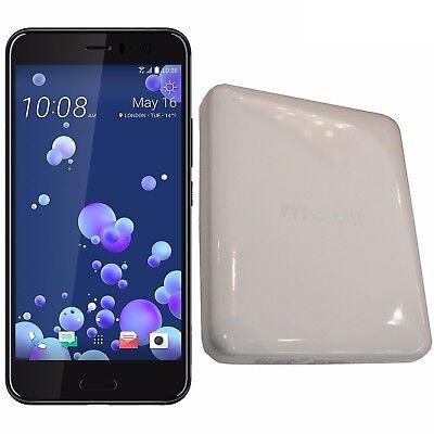 New HTC U11 128GB Brilliant Black Single-SIM Android Factory Unlocked 4G Simfree
