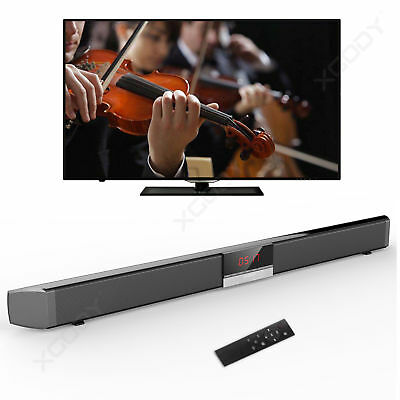 TV Speaker Soundbar Bluetooth Wireless Home Theater Sound Bar Coaxial Optical
