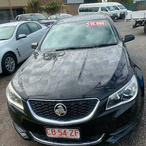 2013 Holden Commodore INTERNATIONAL Automatic Wagon Winnellie Darwin City Preview