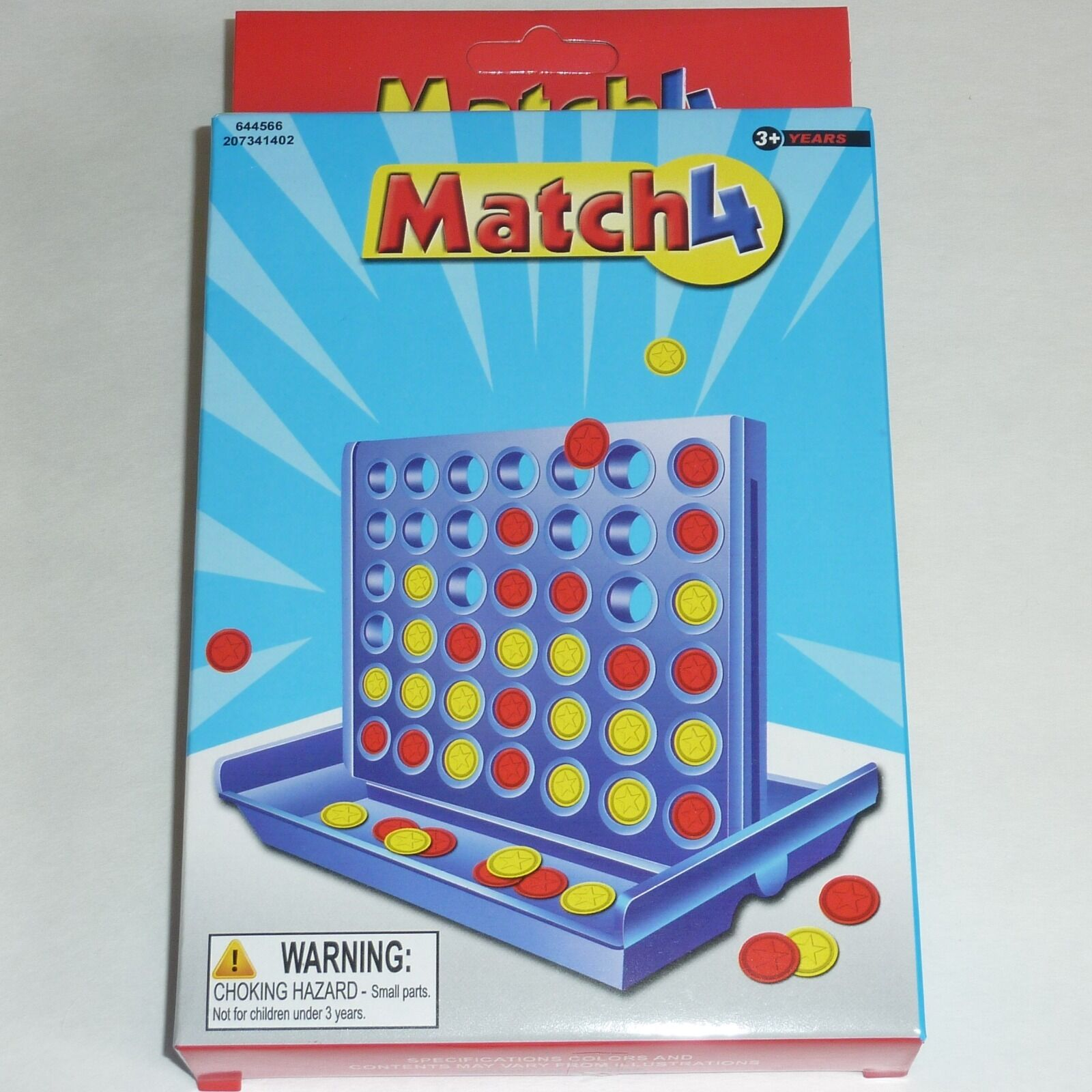 Match4 Game • Connect Four Checkers to Win — Portable Tr