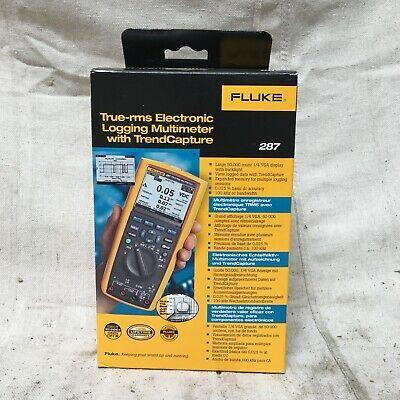 Fluke Fluke-287 Series Full Size Advanced Features Digital Multimeter