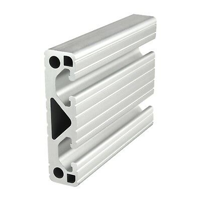 80//20 Inc 40mm x 40mm T-Slot Aluminum 40 Series 40-4040-Lite-Black x 1830mm N