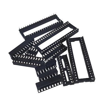 Us Stock 45pcs Adapter Solder Type Dip Ic Sockets 81416182024283240 Pin