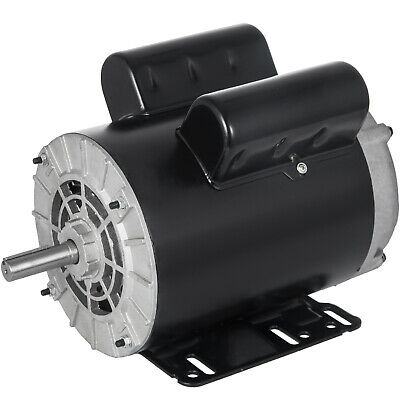 3 Hp 3450 Rpm Air Compressor 60 Hz Electric Motor 115-230 Volts Cm03256