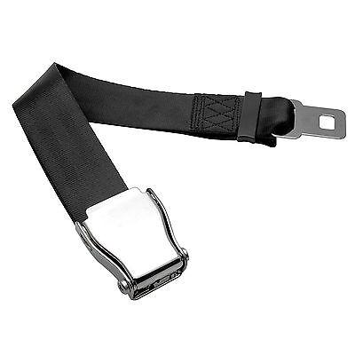 Adjustable Airplane Seat Safe Belt Plane Aircraft Seat belt Extenders 50cm-80cm