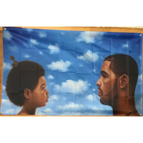 Drake Nothing Was The Same Album Cover 3x5 Feet Flag Banner