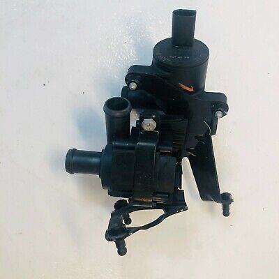 2012-2014 Audi A6 S6 A7 S7 Auxiliary Coolant Water Pump Solenoid Valve OEM