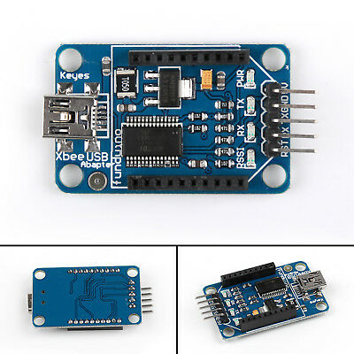 1pc Xbeebluetooth Bee Usb To Serial Adapter Board Module Ft232 For Arduino Ue