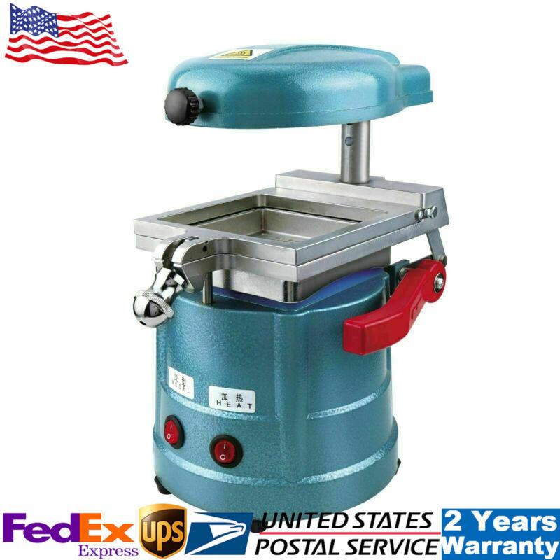 1 X Dental Vacuum Forming Machine Thermoforming Former Heat Lab Equipment 110V