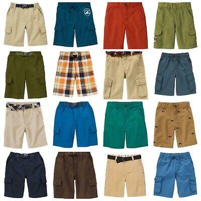 - NWT GYMBOREE Boys Shorts Adjustable Waist or Elastic Waist