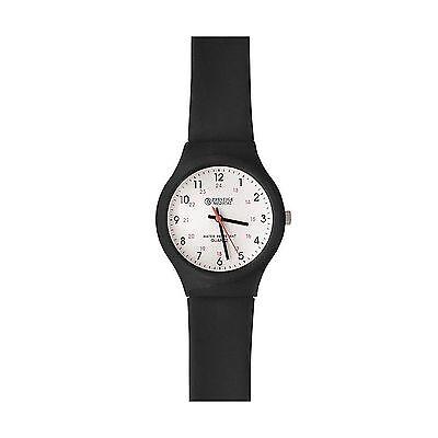 Prestige Medical Student Scrub Watch Black 1.65 Ounce Free Shipping