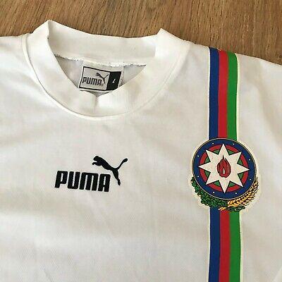 Azerbaijan 2004 - 2005 rare home shirt size L image
