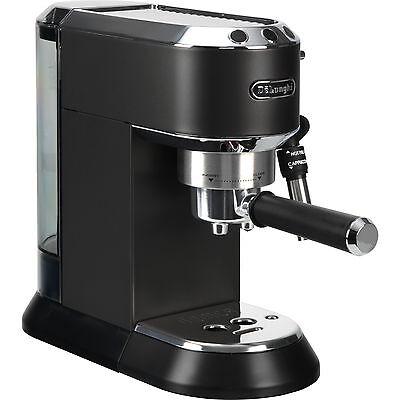 DeLonghi Dedica Style EC 685.BK, Espressomaschine, schwarz