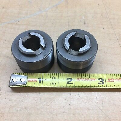 Lot Of 2 Reed Thread Rolling Dies 1532-32ns