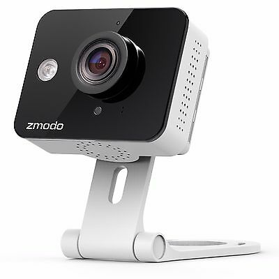 Zmodo Hd Wifi Home Security Camera Two Way Audio Motion Detection Cloud Service