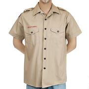 Boy Scout Uniform Mens Large
