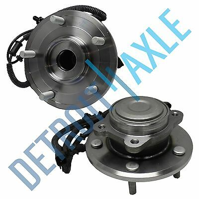 2 Rear Wheel Bearing and Hub Pair for 2008 2012 Grand Caravan Town  Country