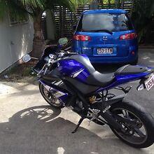 Yamaha R125 2009 motorbike for sale, great commuter bike Mount Gravatt East Brisbane South East Preview