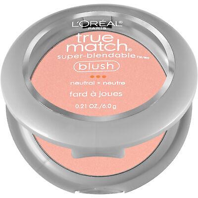 LOreal Paris Makeup True Match Super Blendable Soft Powder - Loreal Powder Blush