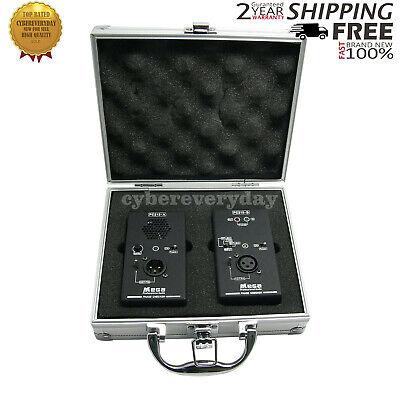 Phase Polarity Tester Checker Detector Audio Speaker Microphone Sound Testing Dt