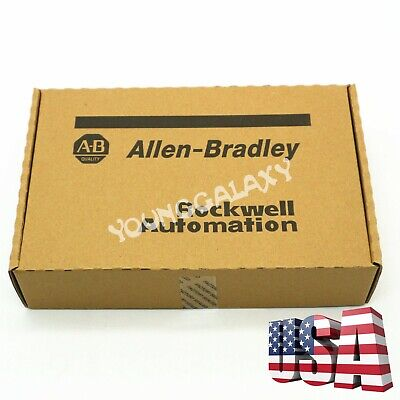 Allen-bradley Slc 500 16 Point Output Module Cat 1746-oa16 Ser C