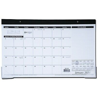 2020 At-A-Glance SK14-00 Compact Desk Pad Calendar, 17-3/4 x 10-7/8