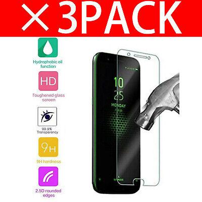 For Xiaomi Black Shark Tempered Glass Screen Protector - CRYSTAL CLEAR Screen Protector Black Crystal