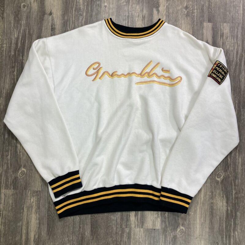 Vintage Grambling State Sweatshirt AACA 90s XXL Karl Kani