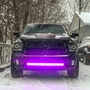 "42"" curved light bar for sale"
